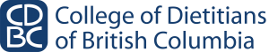 CDBC College of Dietitians of British Columbia