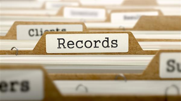 You Asked About… Record Keeping